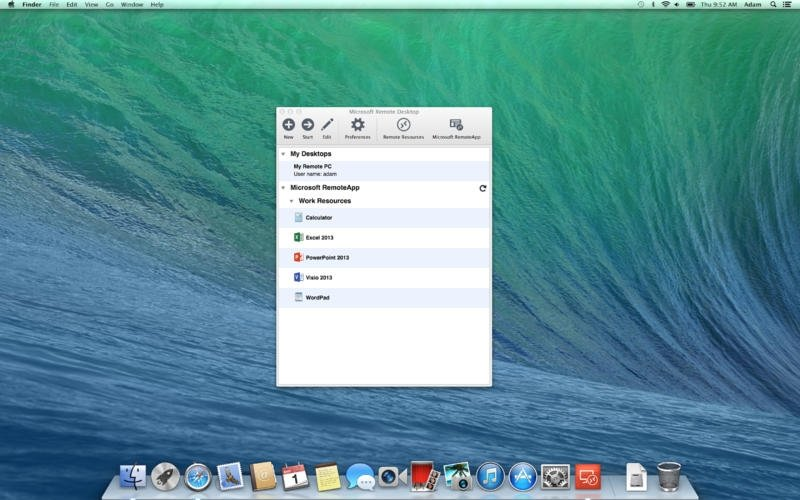 Microsoft Remote Desktop Mac image 4
