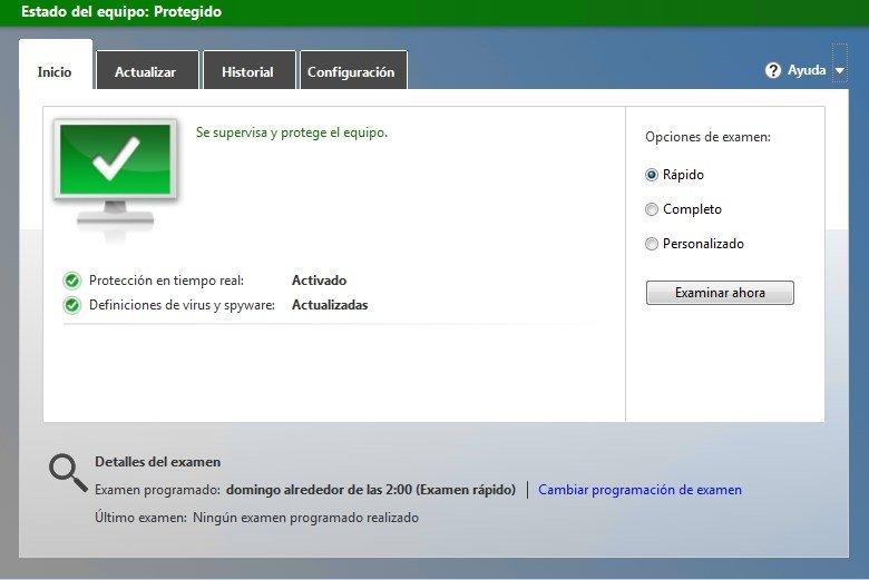 Microsoft Security Essentials image 5