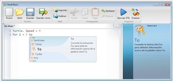 Microsoft Small Basic image 5