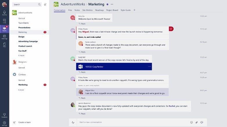 microsoft teams free download for desktop