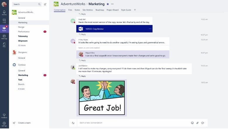 Microsoft Teams 32 bits 1 1 00 13555 - Download for PC Free