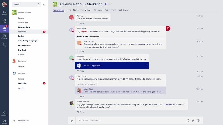 Microsoft Teams 64 bits 1 1 00 13555 - Download for PC Free