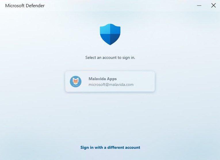 Microsoft Windows Defender image 4