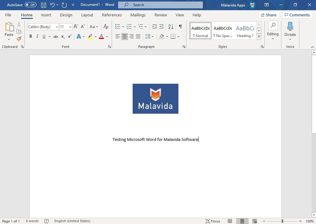Microsoft Word 2016 16.0.9226.2114 - Descargar para PC Gratis
