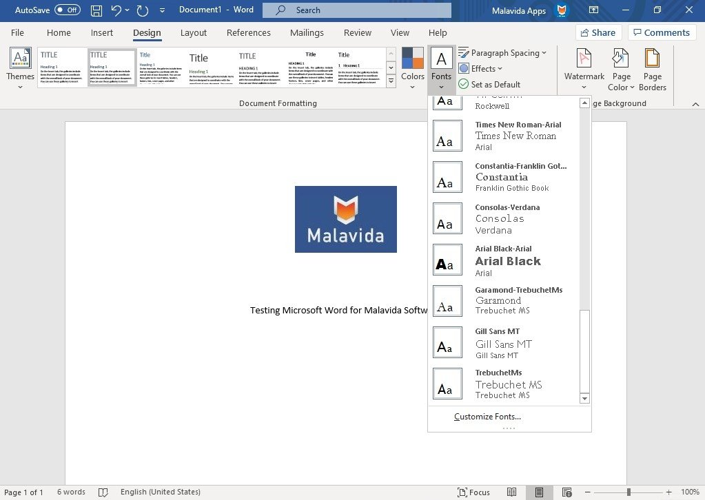 Microsoft Word 365 16.0.12827.20336 - Download for PC Free