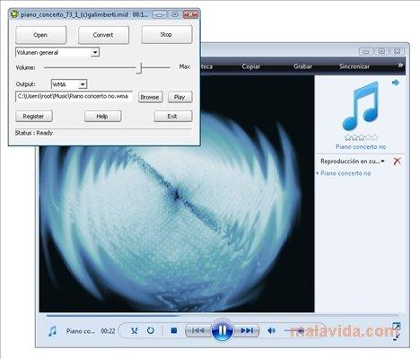 MIDI to MP3 Maker image 4