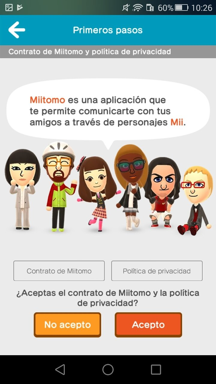 Miitomo Android image 8