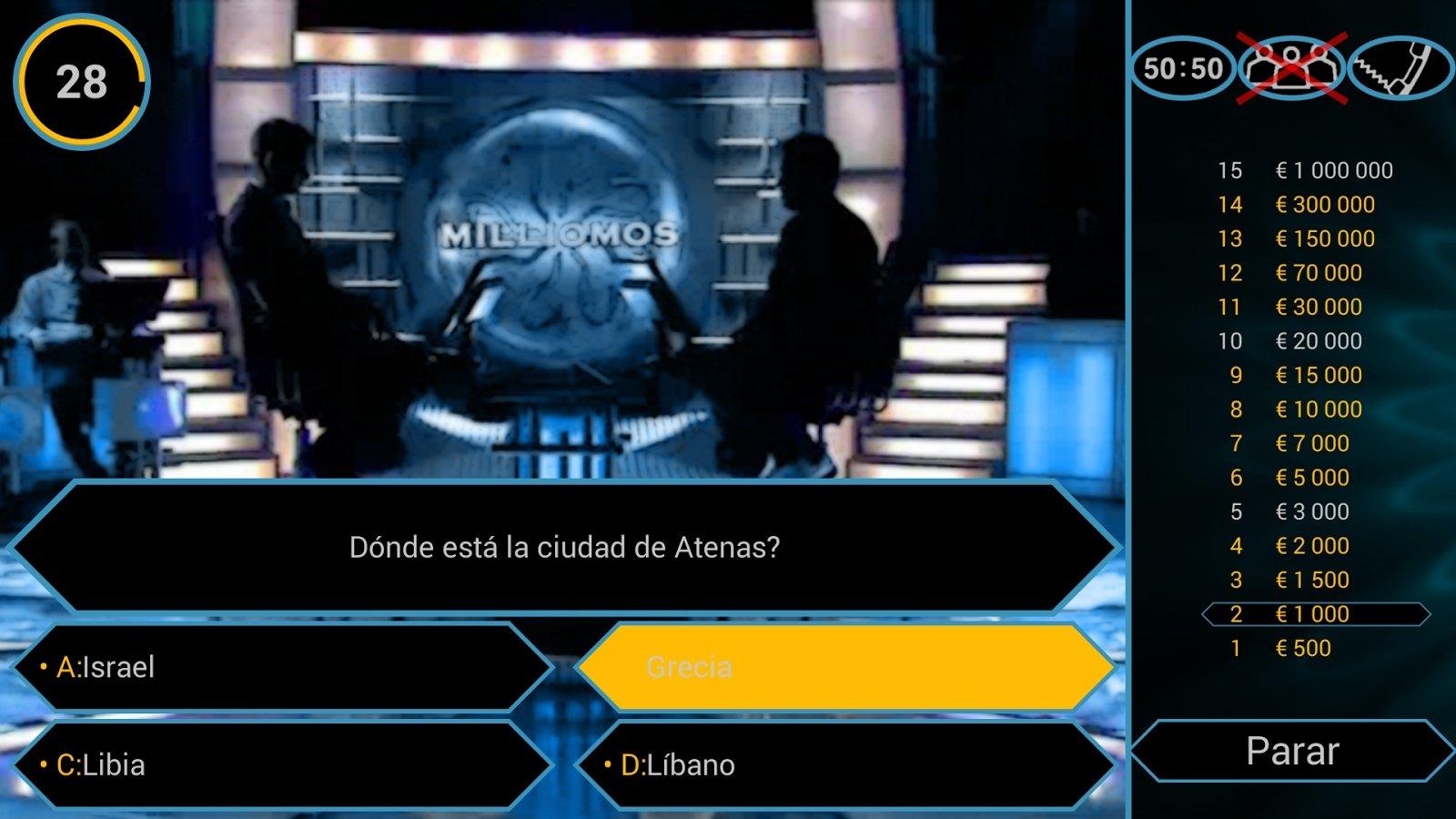 Millionaire Quiz Android image 5
