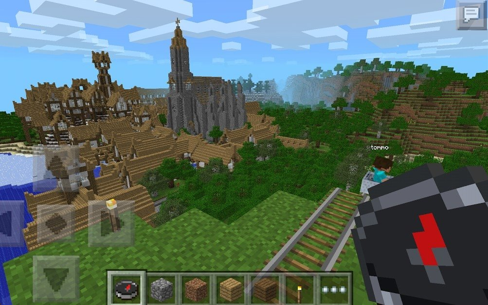 Minecraft Pocket Edition 1 9 Download For Iphone Free