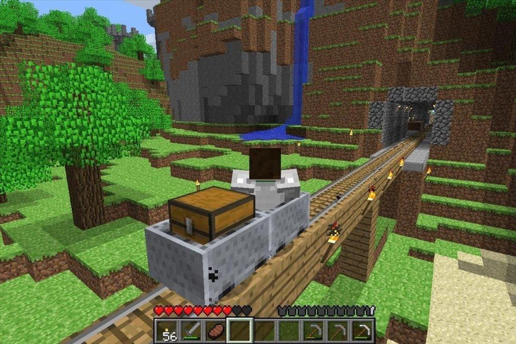 Minecraft Linux image 3