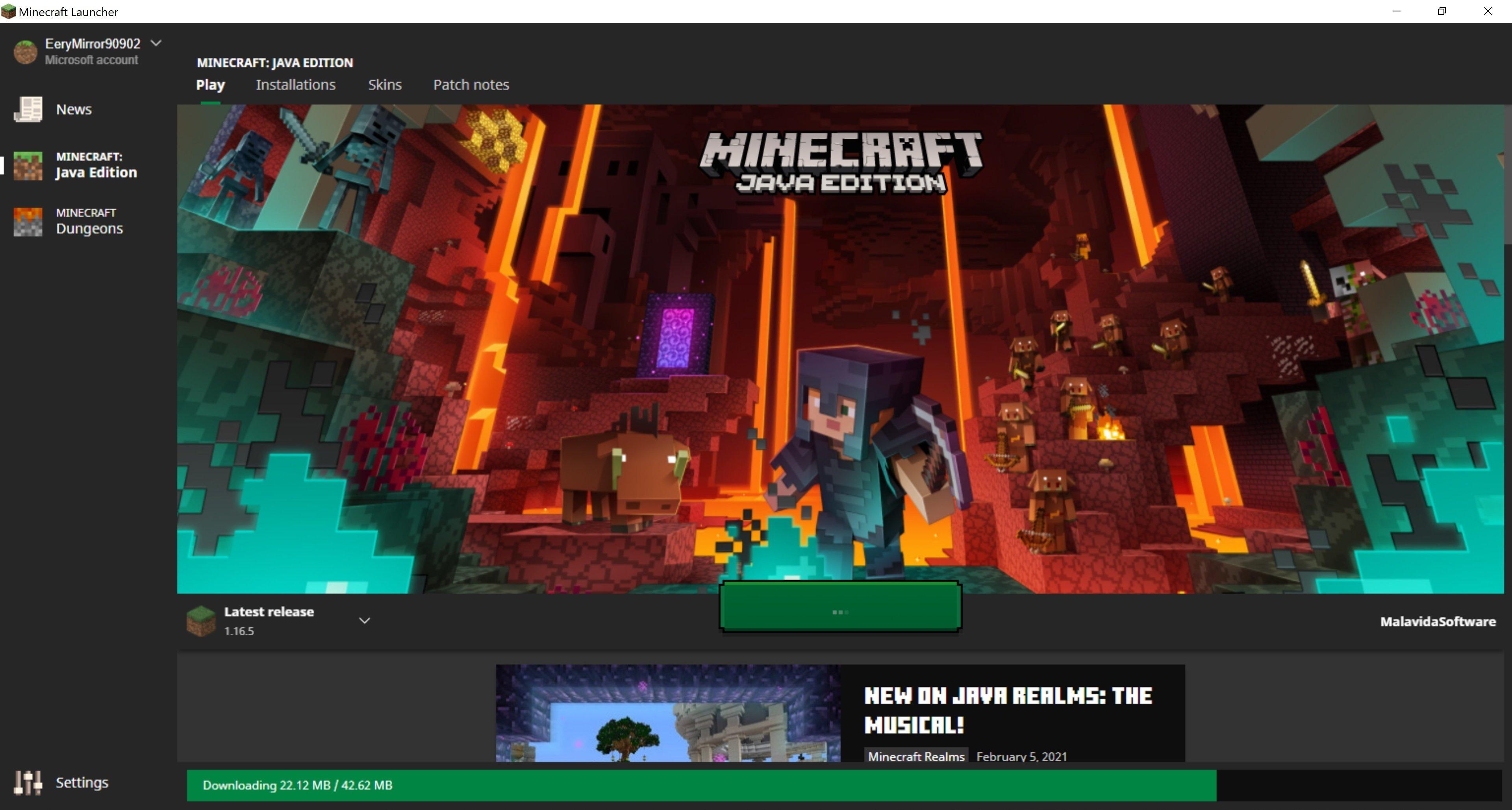 Minecraft 1.8.4 Demo