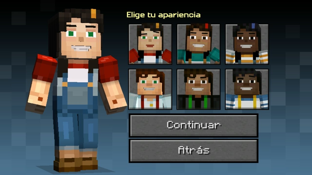 descargar minecraft story mode gratis