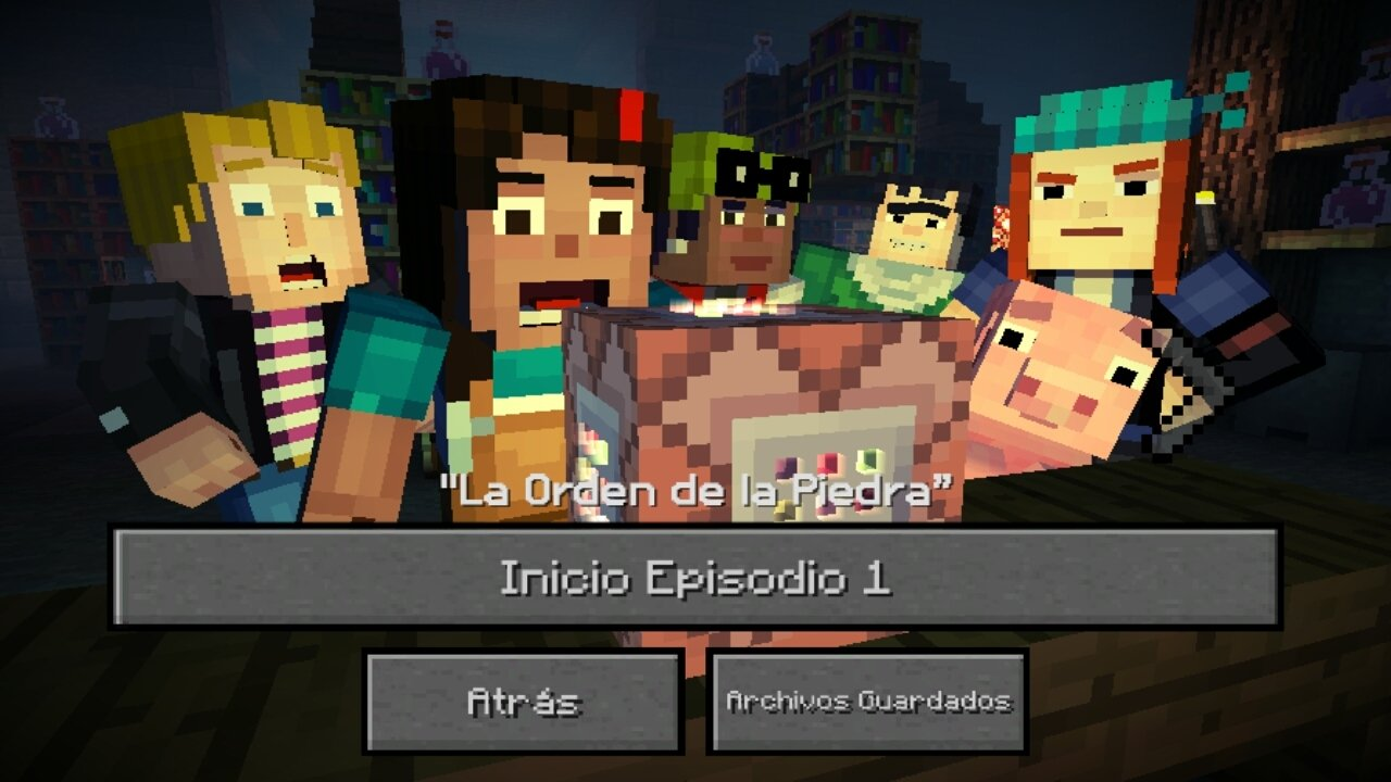 Minecraft Story Mode - Free downloads and reviews - CNET ...