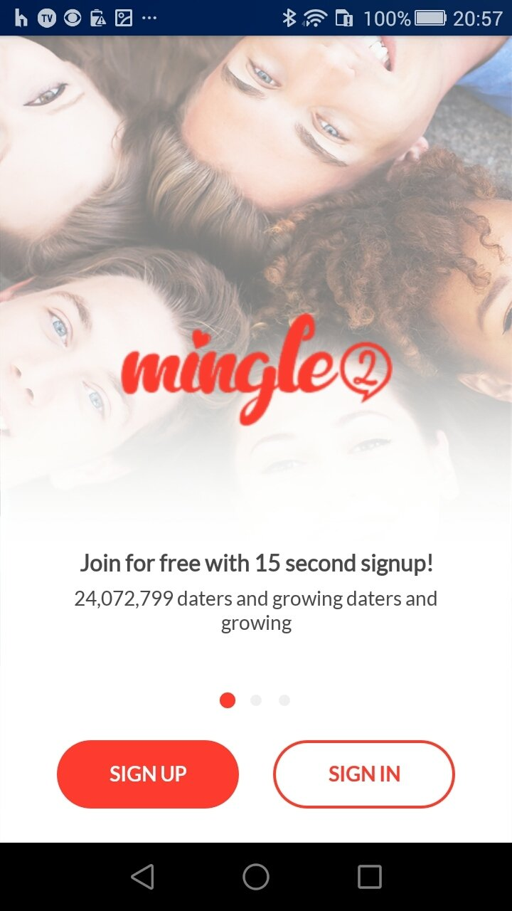 mingle2 com sign up