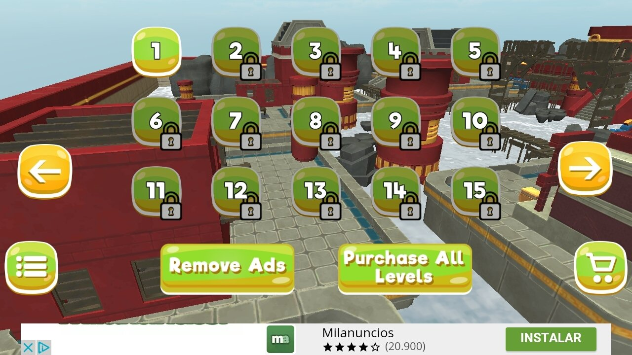 Mini Golf 3D City Stars Arcade 17 2 - Download for Android APK Free