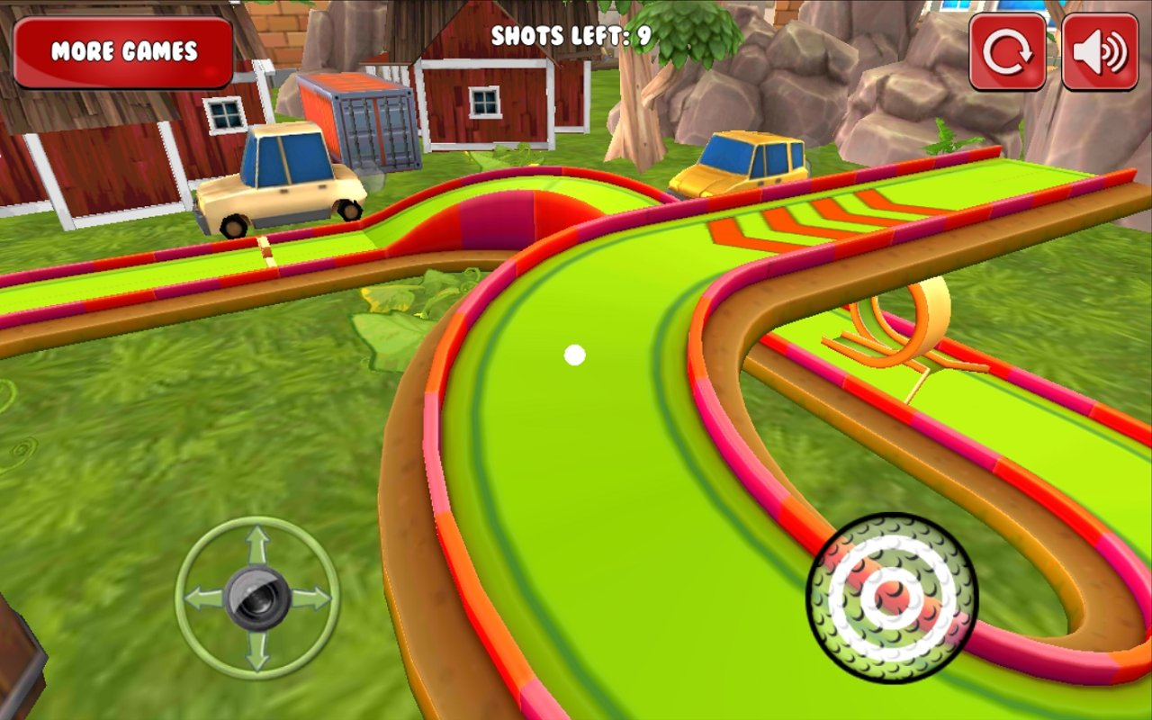 Mini Golf: Cartoon Farm Android image 5