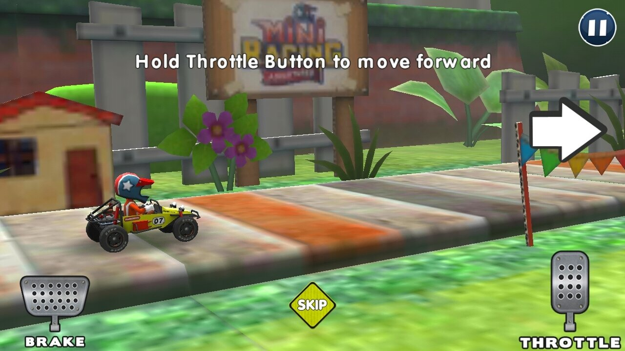Mini Racing Adventures Android image 4