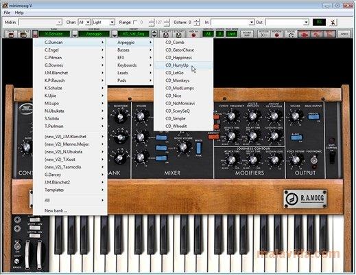 arturia minimoog v 1 6 keygen rh bookswagdv ml Minimoog Front Panel Image Analog Synthesizer