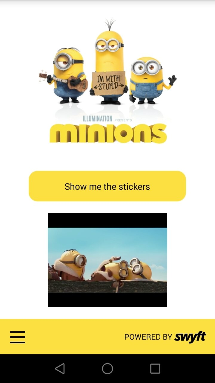 Minions Emoji Android image 7