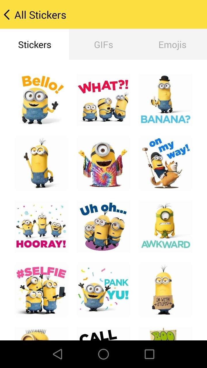 new product 75460 ac353 Minions Emoji 3.6 - Download per Android APK Gratis