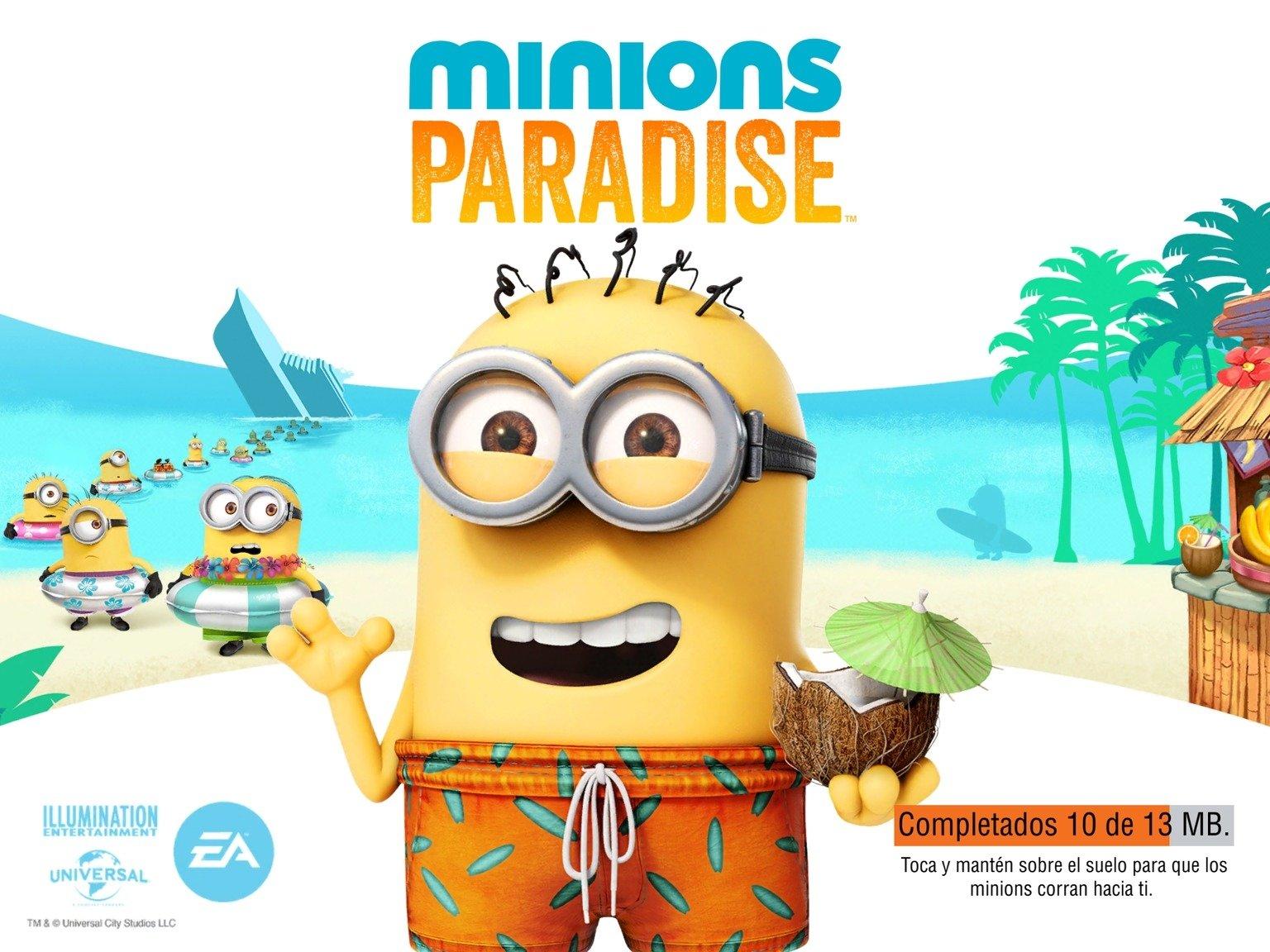 Minions Paradise iPhone image 8