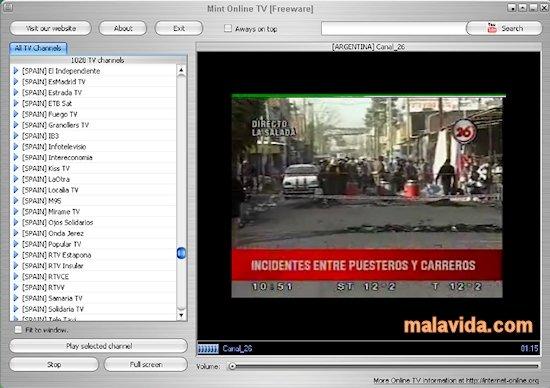 Mint Online TV image 3