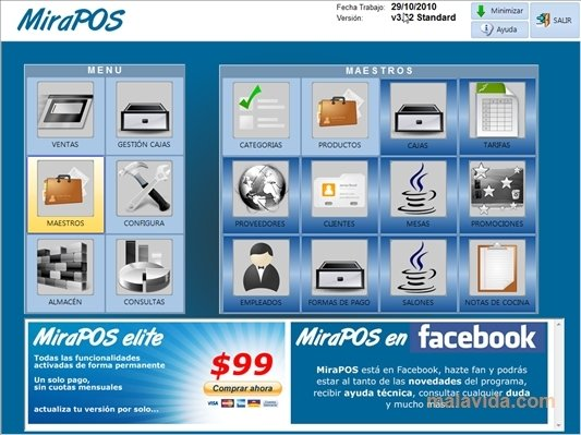 MiraPOS Standard 3 76 - Download for PC Free