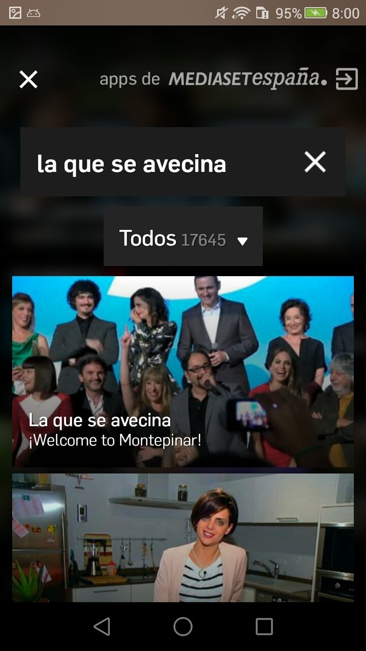 Mitele - TV a la carta 3.3.7 - Descargar para Android APK Gratis