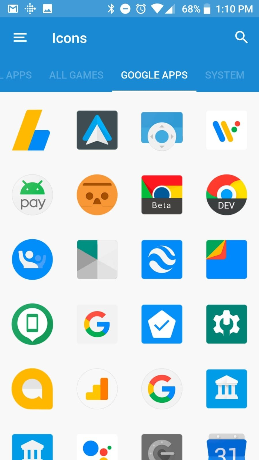 MIUI 9 icon pack 3 6 6 - Download for Android APK Free