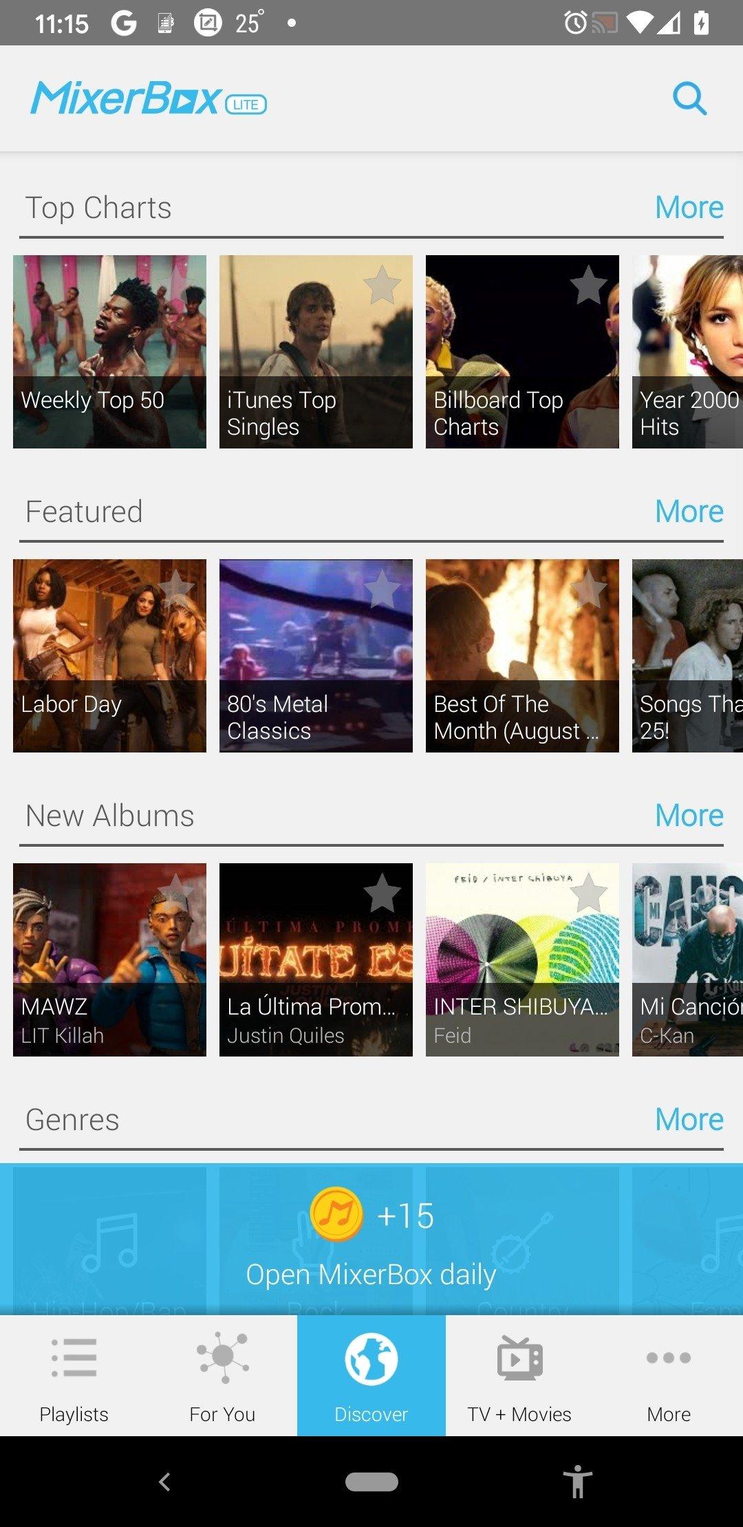 MixerBox Android image 7