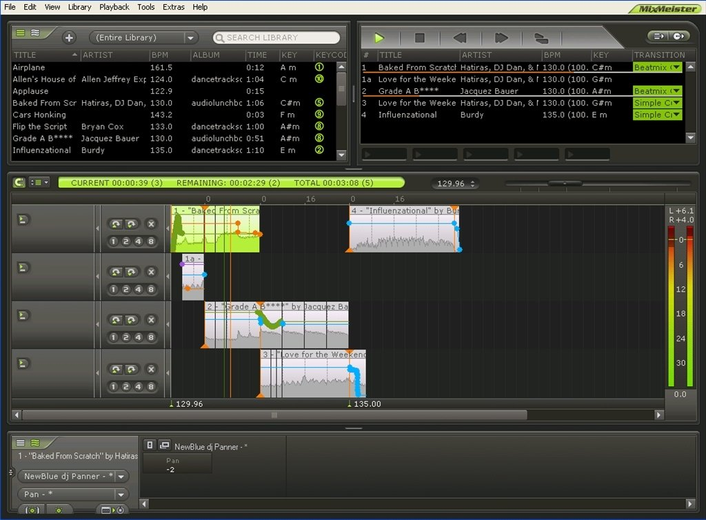 MixMeister 7.4.4 Fusion