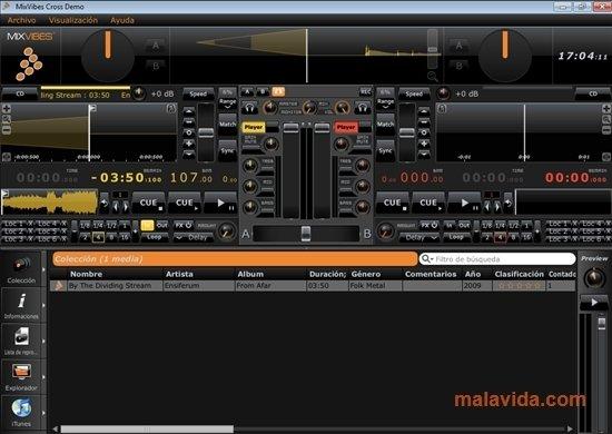MixVibes CROSS image 4