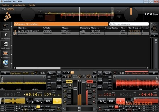 cross dj software for pc free download