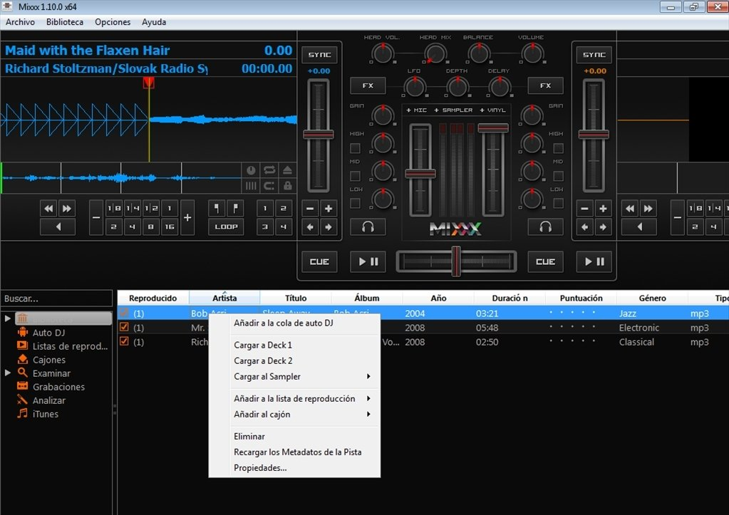 download mixxx