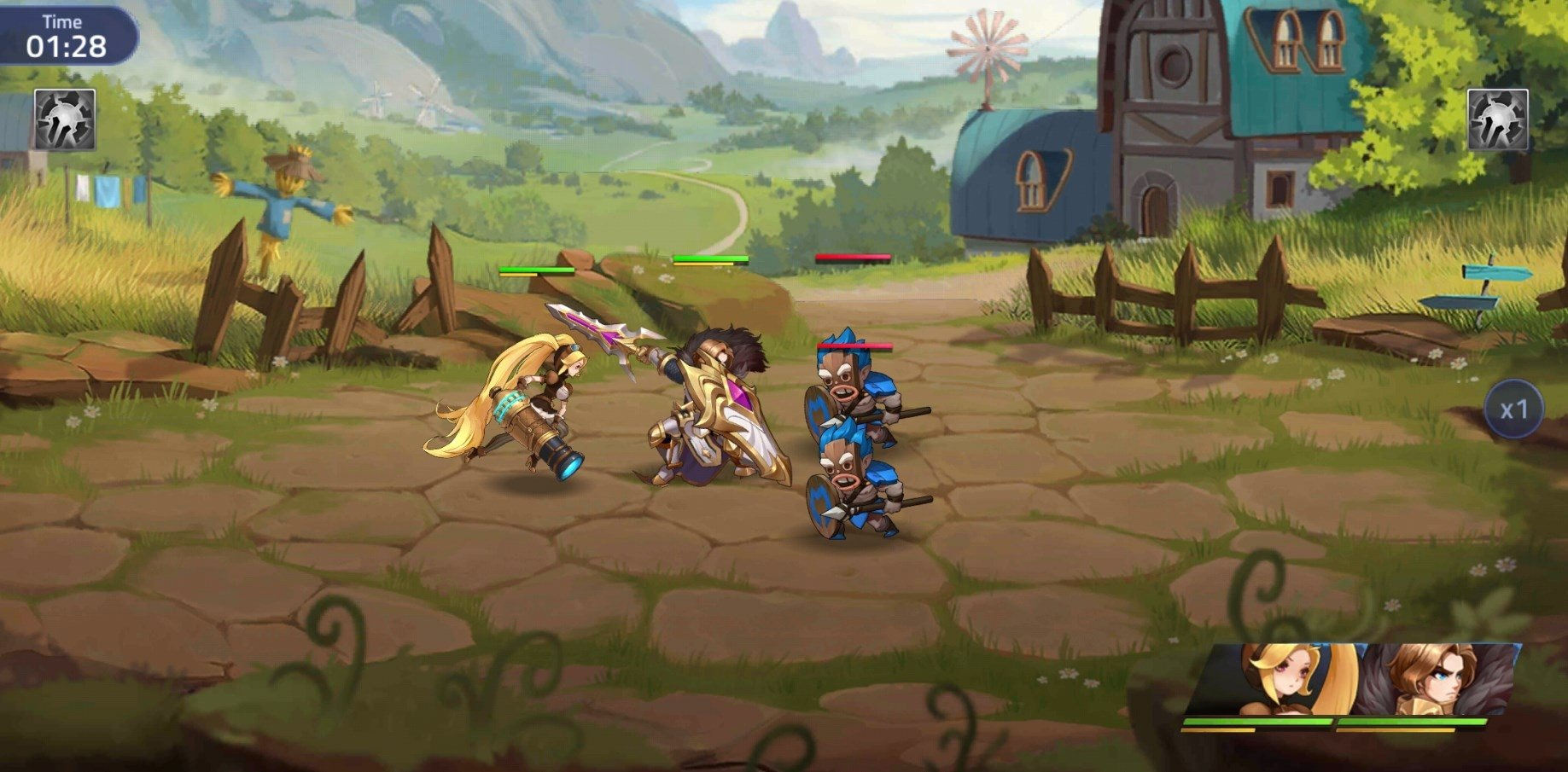 Mobile Legends: Adventure 1.1.29 - Download for Android APK Free