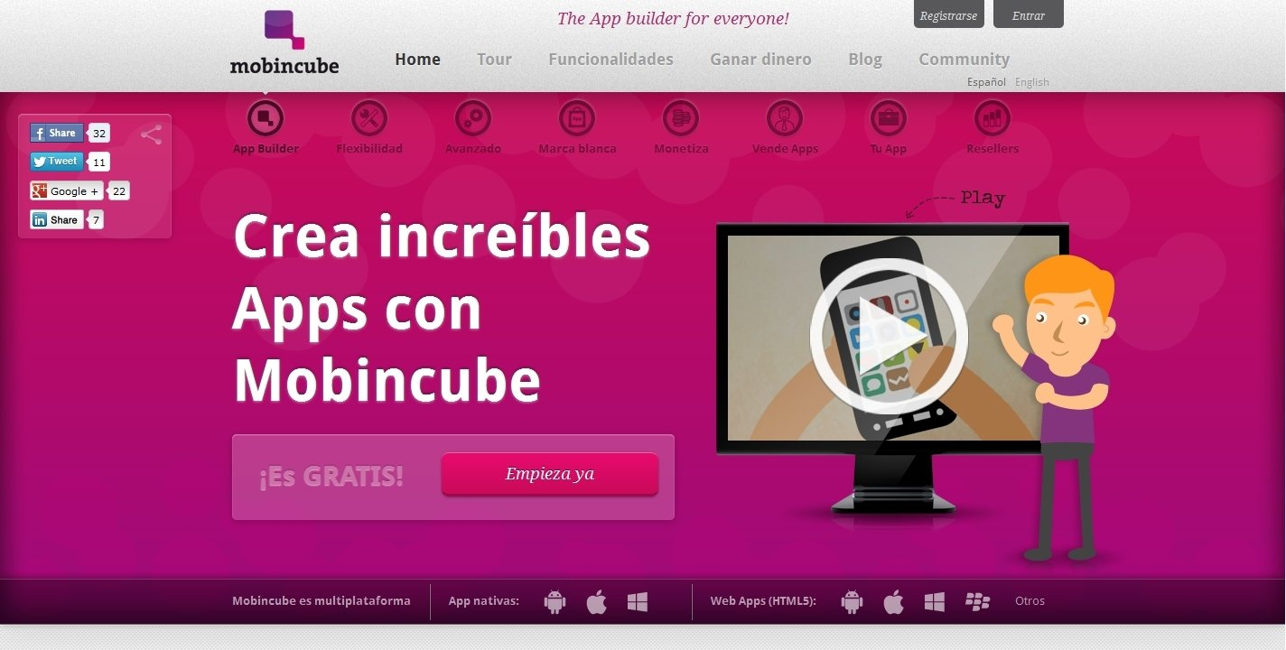 Mobincube Webapps image 6