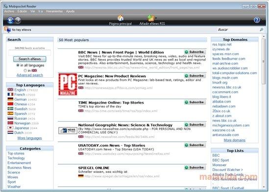Download mobipocket epub reader
