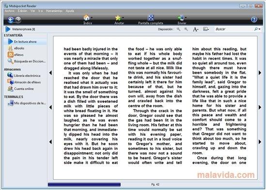 mobipocket ebook reader for pc