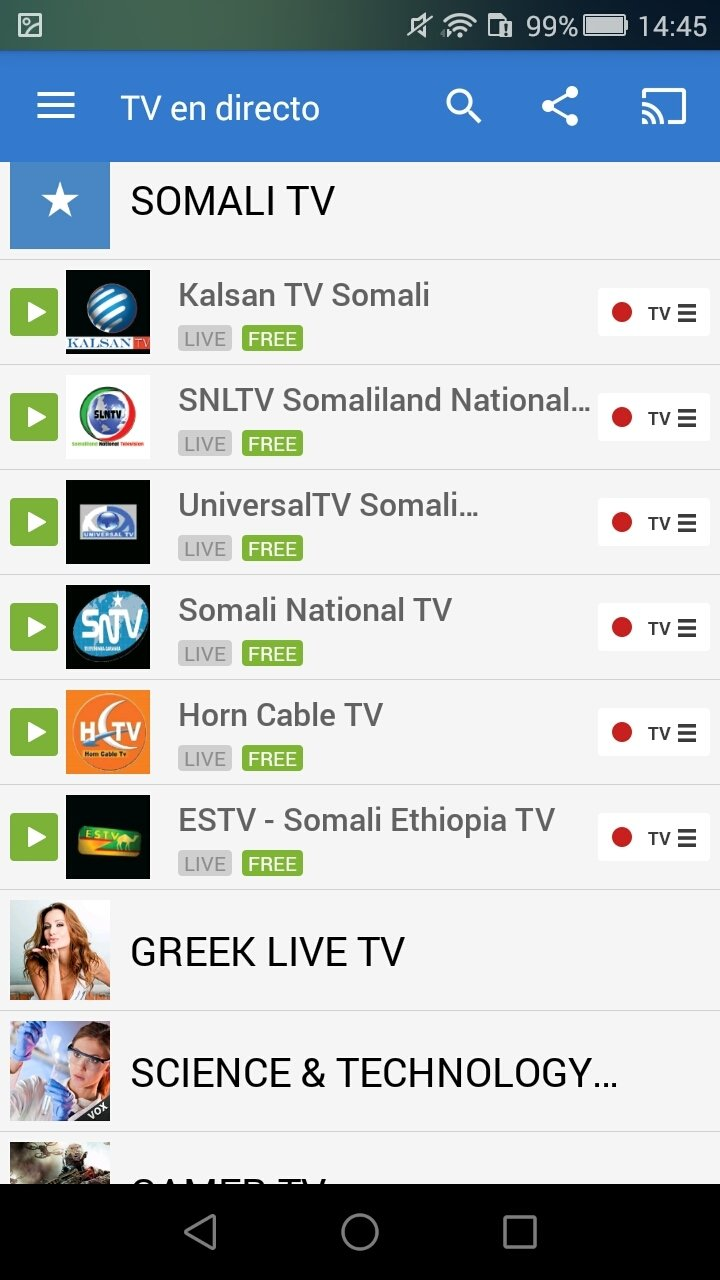 MobiTV 2 3 - Download for Android APK Free