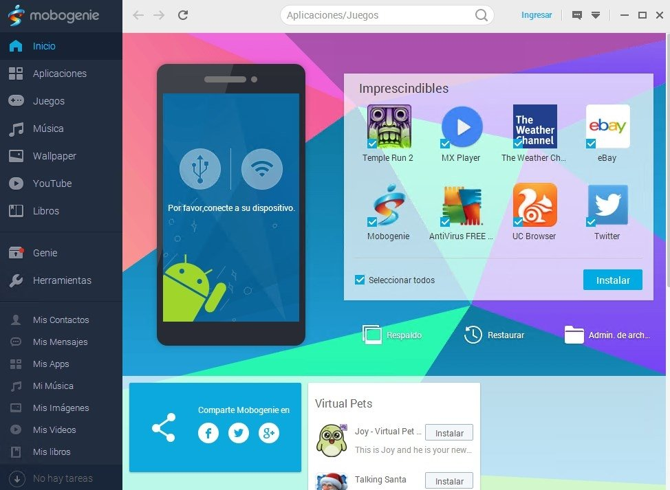android software download for pc windows 7
