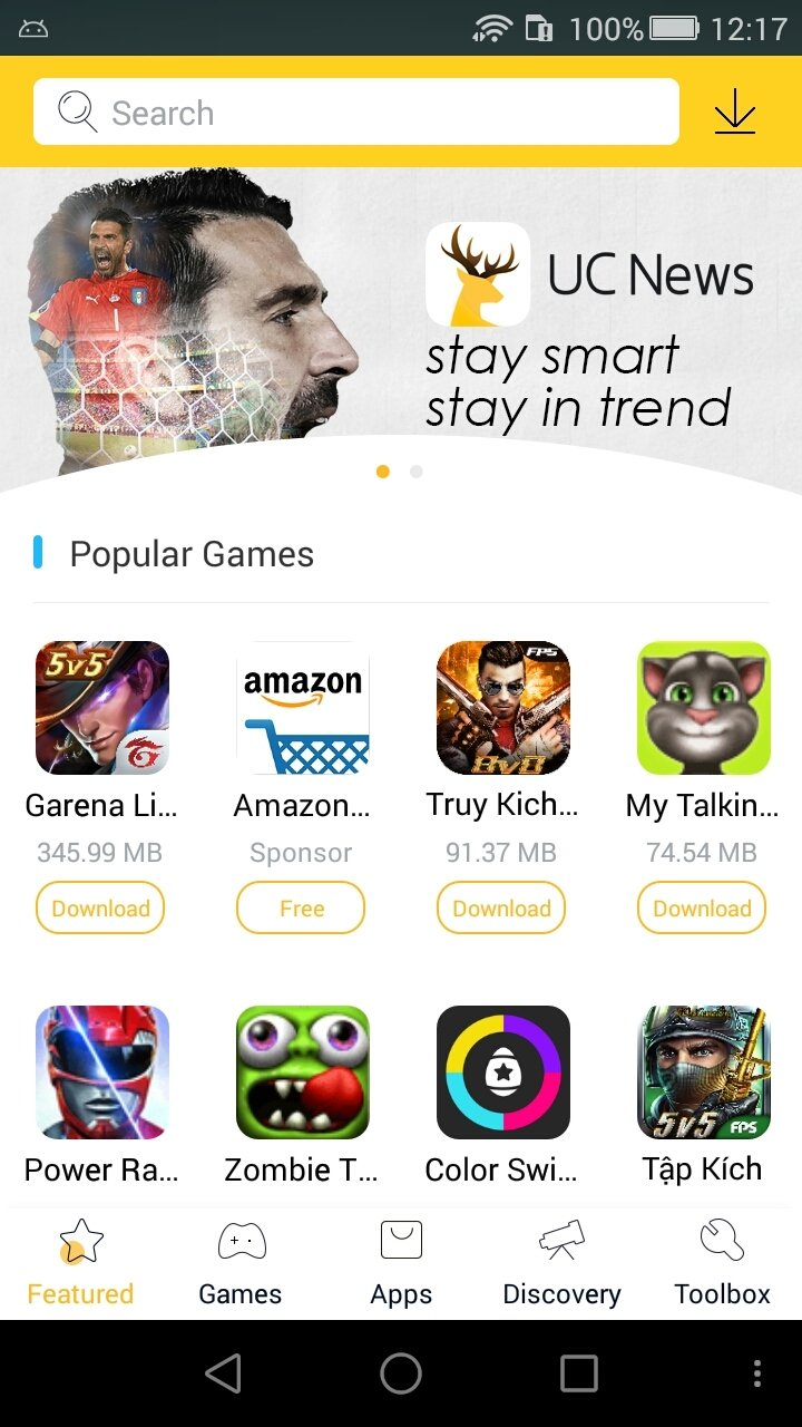 MoboPlay App Store Android image 7