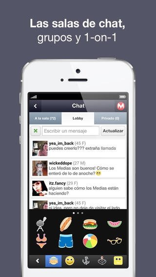 Mocospace chat download