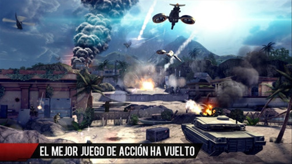 Modern Combat 4: Zero Hour iPhone image 5