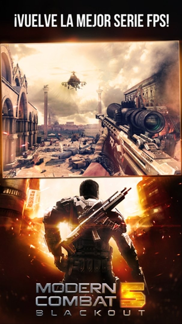 Modern Combat 5: Blackout iPhone image 5
