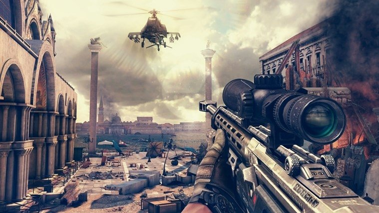 Modern Combat 5: Blackout 3.4.0.13 - Download for PC Free