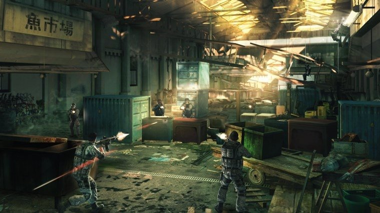 Modern Combat 5: Blackout 3 4 0 13 - Download for PC Free