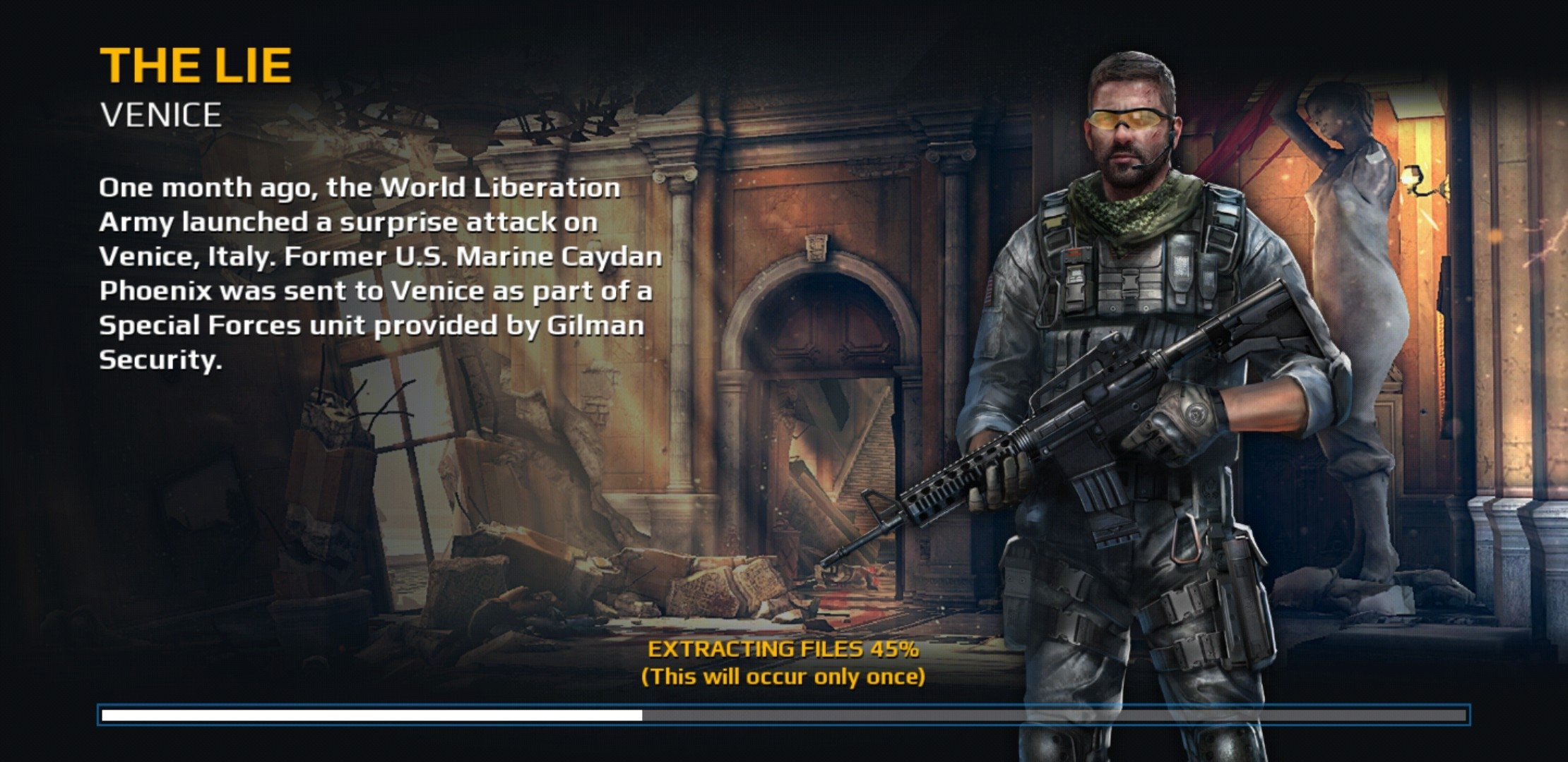 Modern Combat 5: Blackout 3 9 1b - Download for Android APK Free