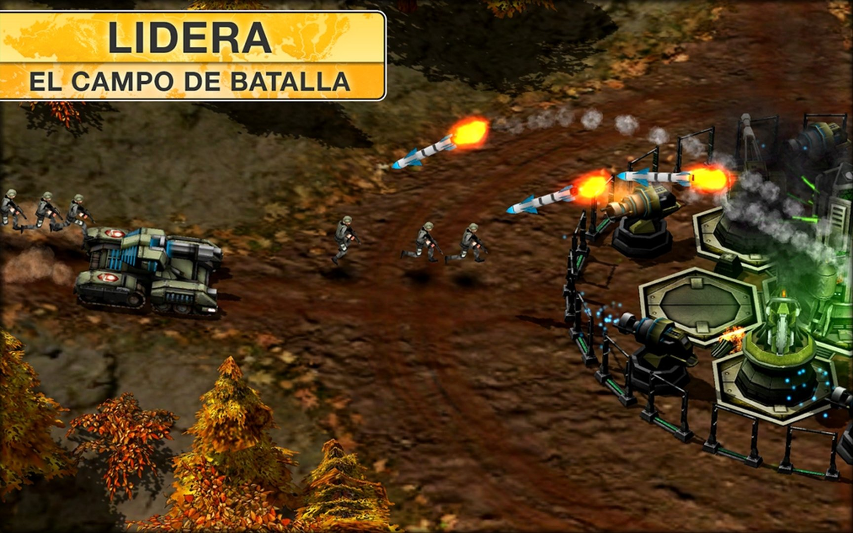 Modern Command 1 10 1 - Download for Android APK Free