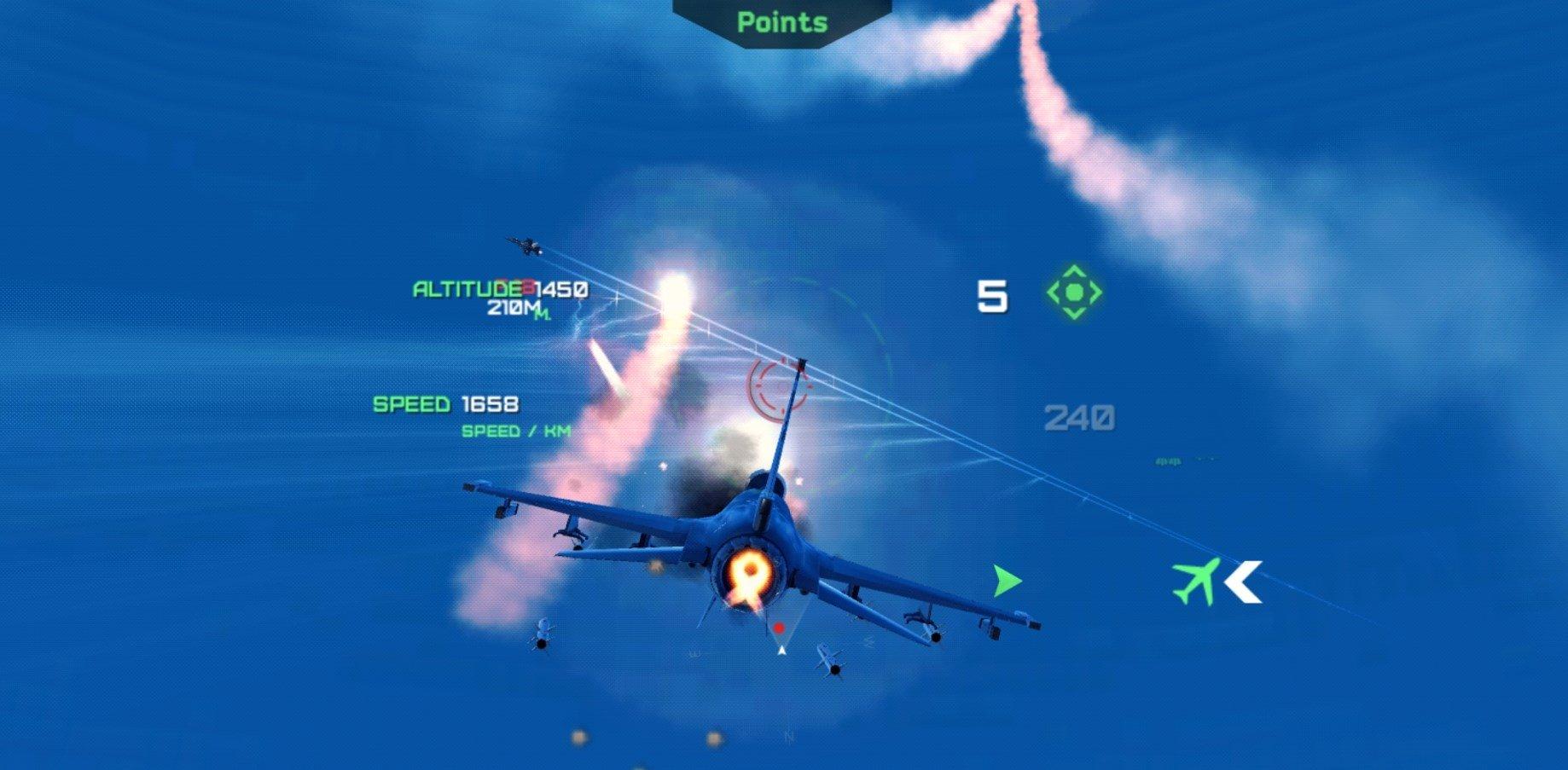Modern Warplanes 1 17 1 Télécharger Pour Android Apk Gratuitement