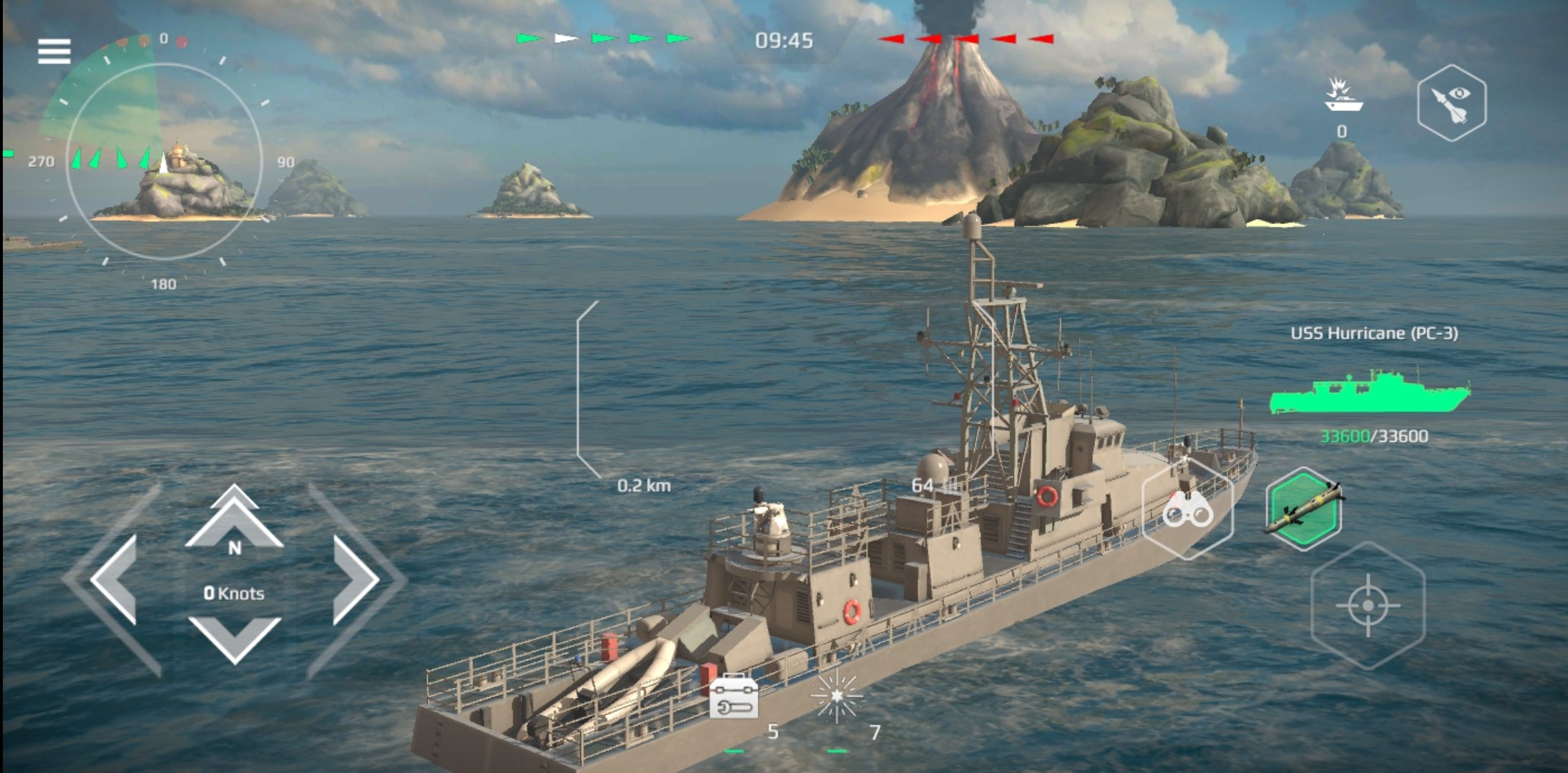 Modern Warships 0.44.6 - Download for Android APK Free